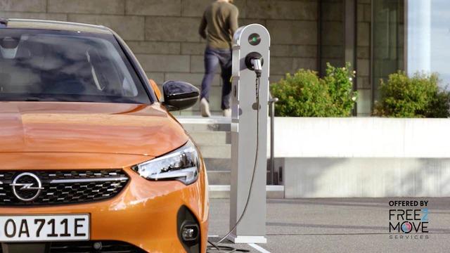 Auto elettriche Opel a Torino